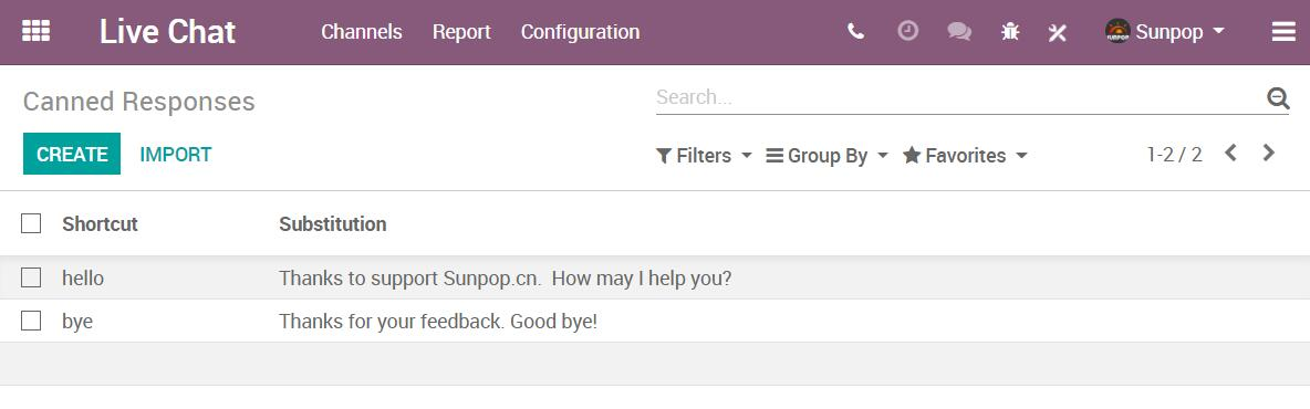 Odoo 12 Features, enhance and boost from 11。 新特性,功能更